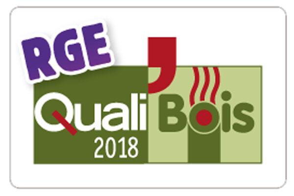 RGE Quali Bois 2018 - Installateur VALENCIENNES CAMBRAI